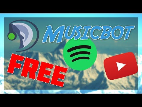 Gratis Ts3 Musicbot [Spotify/YouTube] | Timo_PvP