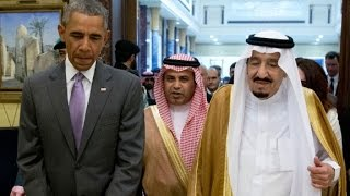Did Saudi King snub President Obama?