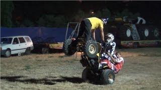 Car stunt show 2013 1/7 - КРУТО! Трюки на мотоциклах!