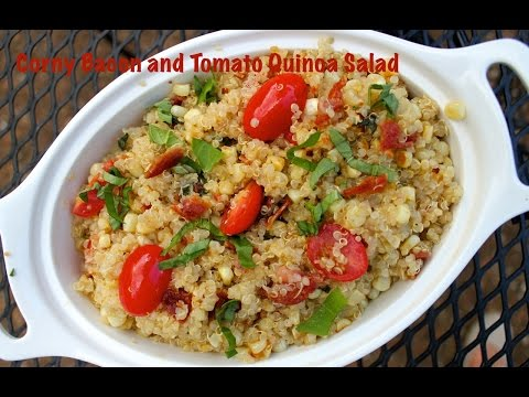 Summer time Quinoa Salad