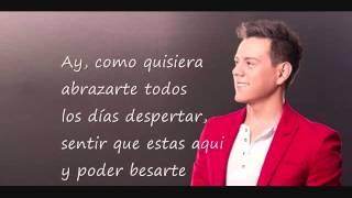 Carlos Guerrero- Me He Enamorado(letra)