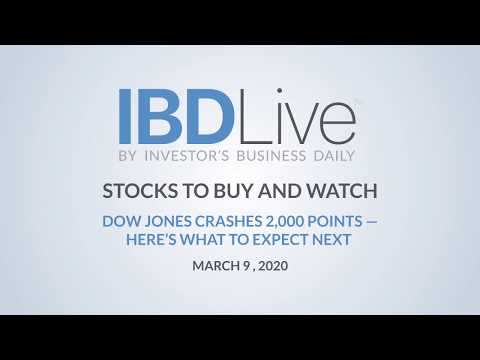 ibd-live:-dow-jones-crashes-2,000-points-—-here's-what-to-expect-next