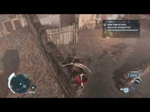 Assassin's Creed 3 : Fucking dog