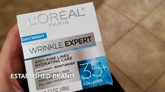 ✅  How To Use L'Oreal Wrinkle Expert Anti Lines Moisturizer Review 🔴