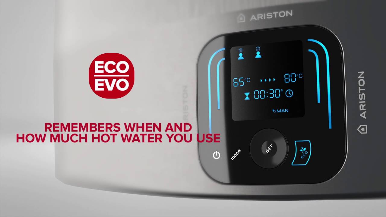 water heater ariston velis evo velis evo plus youtube. Black Bedroom Furniture Sets. Home Design Ideas