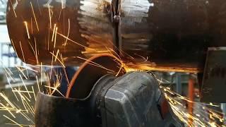 Как варить трубу на просвет!Все Нюансы Сварки Трубы электродом под просвет.часть 1(корень)