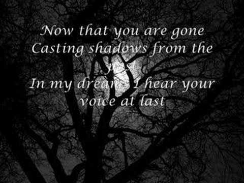 Don´t you cry - Kamelot