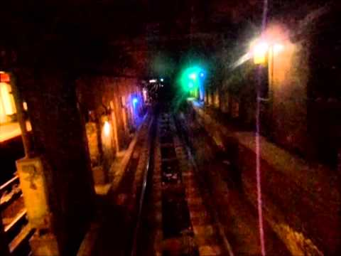 MTA: RFW R62A (6) Train: Brooklyn Bridge via Loop to Pelham Bay Park - Express