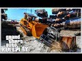 GTA 5 ROLEPLAY - Junkyard Mustang Build | Ep. 42 Civ