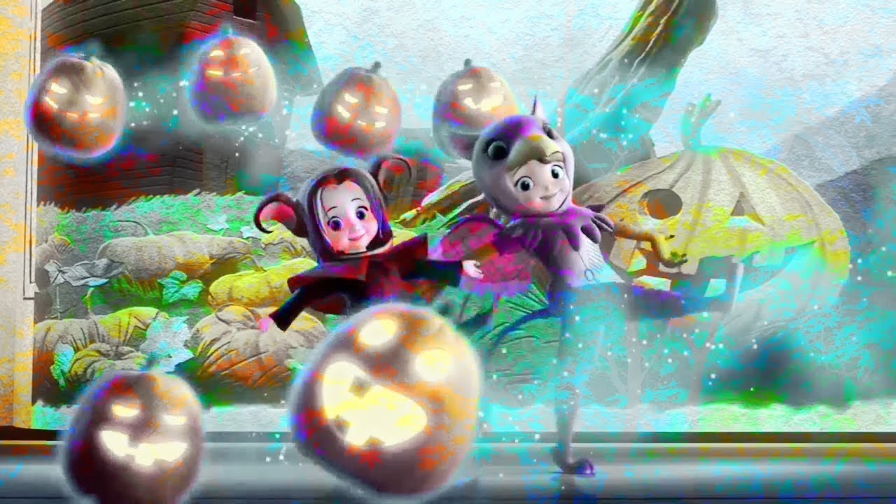 Sofia the first -Super Spooky Night- Japanese version