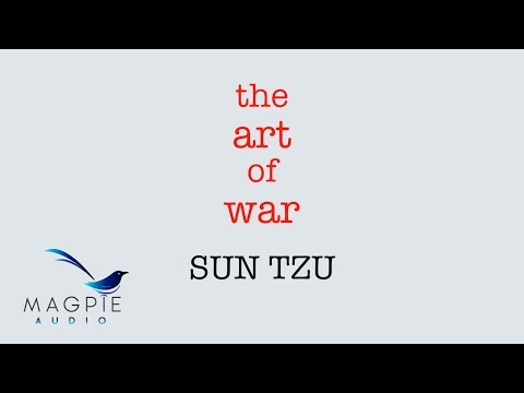 The Art Of War By Sun Tzu - Audiobook NEW 2017 Recording