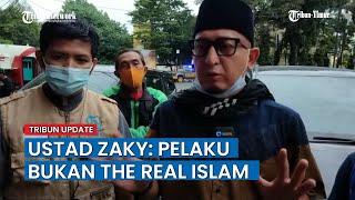 Ustad Zacky Mirza Kutuk Bom Bunuh Diri Di Gereja Katedral Makassar