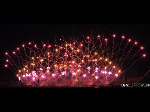 [ HD + HQ audio ] Philippines - Dragon Fireworks   Pyronale 2013   Winner