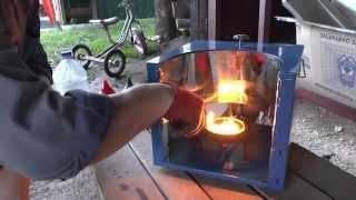 PRO чудо-печь Солярогаз 2,5 кВт(Солярогаз - это простая и экономичная печь на жидком топливе (керосин, солярка), которую стоит иметь в домашн..., 2014-08-26T21:48:27.000Z)