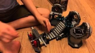 Обзор Lego Star Wars Звезда смерти