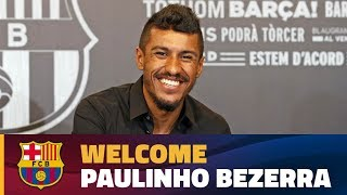 The Brazilian's long journey takes him to Barça