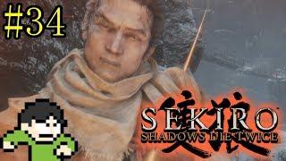 【実況】隻腕の狼が駆ける!隻狼SEKIROをツッコミ実況Part34