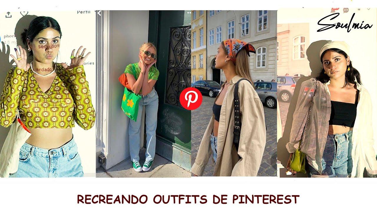 Recreando Outfits de Pinterest ft Soulmia