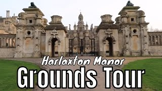 HARLAXTON MANOR GROUNDS TOUR 2019 | Not Leia