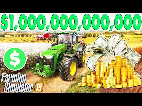 How to Get UNLIMITED MONEY in FARMING SIMULATOR 19 Cheat | Farming Simulator 19 Gameplay