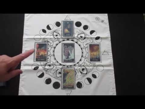 Ethony's Five Card Tarot Reading Spread
