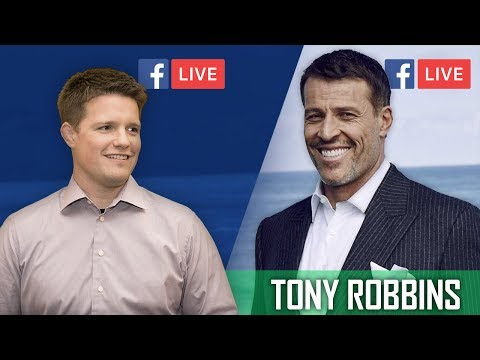 Tony Robbins Interviews Expert Secrets Author Russell Brunson