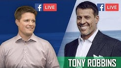 Tony Robbins Interviews Expert Secrets Author Russell Brunson