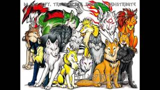 anime wolves - can't hold us || Wolves of the Dragons ||