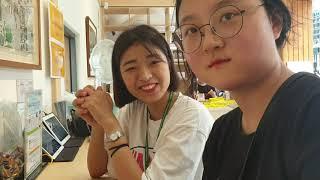 서울시 재난안전진단 학생인터뷰