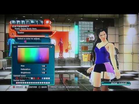 Tekken Tag 2 Alisa Customization
