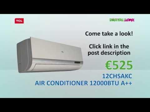 TCL 12CHSAKC Air Conditioner 12000BTUs - DigitalZone Qormi