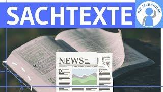 Sachtexte – Kommentar, Glosse, Bericht, Interview, Essay, Reportage – Merkmale & Zusammenfassung