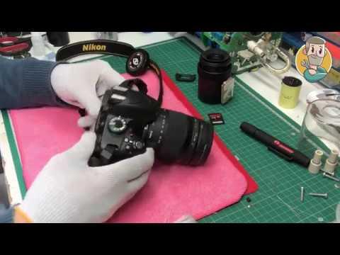 Sensor Cleaning DSLR Camera (Also mirrorless) + Lens