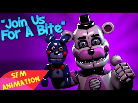 "(SFM)""Join Us For A Bite"" Song Created By:JT Machinima