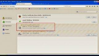 Video Mengaktifkan Add-ons IDM CC di Firefox Versi Terbaru 2015 download MP3, 3GP, MP4, WEBM, AVI, FLV Juli 2018
