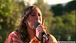 Melanie Amaro - The X Factor U.S. - Judges Houses - Part 2