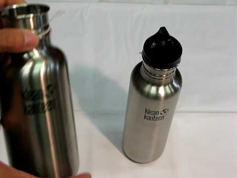 Klean Kanteen Water Bottle Review