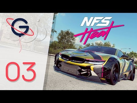 NEED FOR SPEED HEAT FR #3