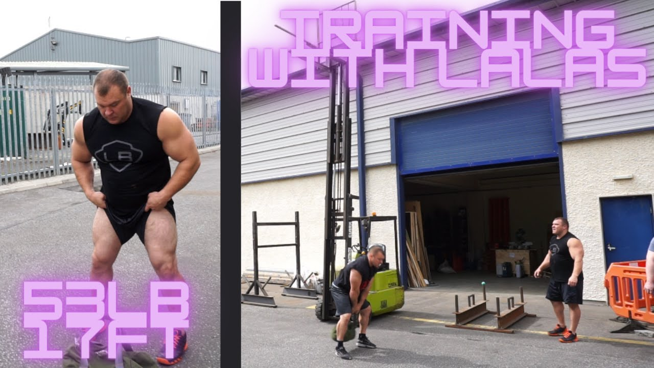 Download TRAINING WITH THE WORLD'S STRONGEST BROTHERS || VYTAUTAS LALAS SHOWS STRONGMAN QUADS