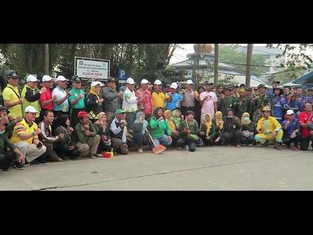 Pekan Kerja Nyata, Gerakan Nasional Kali Bersih