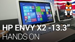 "HP Envy X2 - 13.3"" Tablet with Keyboard Dock"