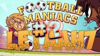 El INVENSIBLE | Football maniacs #2 | Letaah 7
