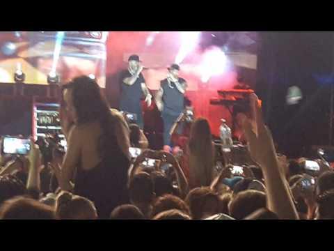 Si tú la ves - Nicky Jam ft Wisin (Santa Cruz - Bolivia)