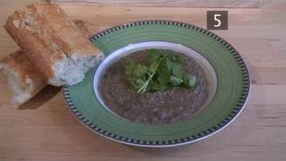 How To Prepare Lentil And Mushroom Dip