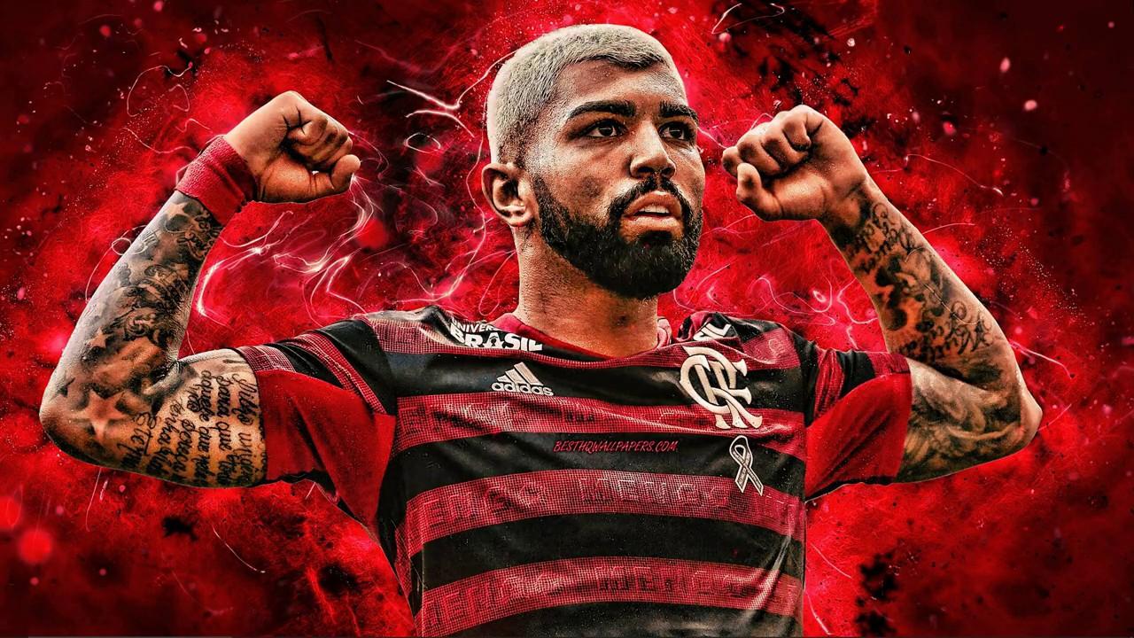 Wallpaper Gabigol Para Wallpaper Engine Gabigol Flamengo