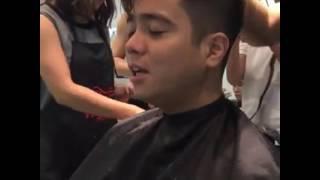 Ơn giời, Bùi Anh Tuấn cắt tóc rồi!!!