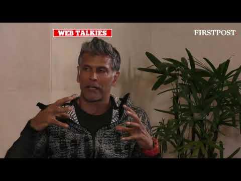 Milind Soman | WebTalkies