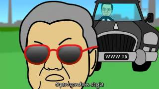 (India Version) Gangnam Style-Open Condom Style-Full Song-Another Funny Animation