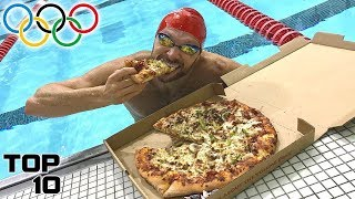 Top 10 Dumbest Olympic Moments