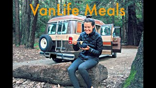 Gambar cover Van Life | What We Eat in a Day